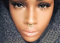 Piercing au septum : Le nouvel accessoire en vogue