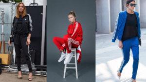 tendance pantalon jogging adidas