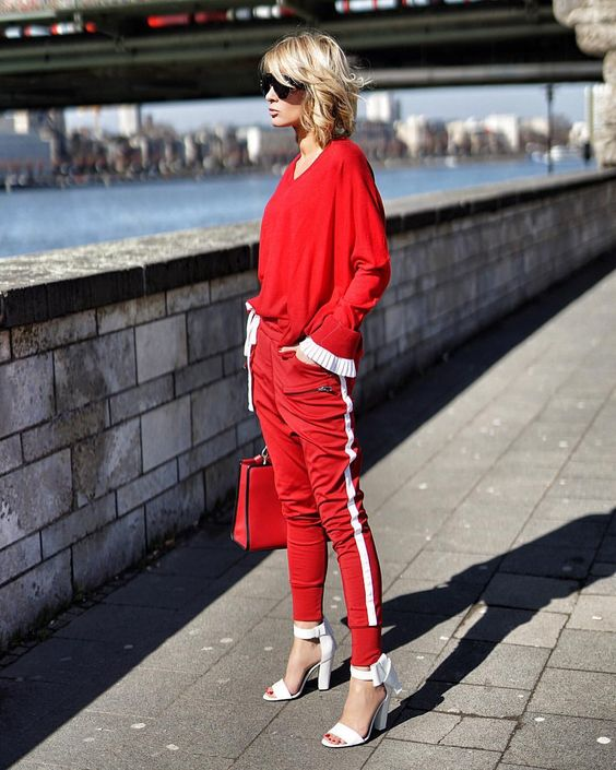 tendance pantalon jogging sweatpants 01