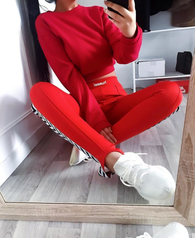 tendance pantalon jogging sweatpants hummel