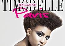 Le troisième numéro de Timodelle Magazine Paris est en ligne