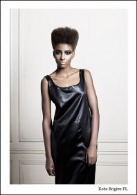 timodelle magazine paris ebony and ivory