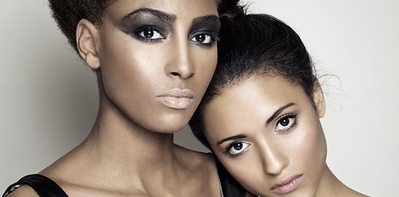 timodelle magazine paris ebony and ivory une