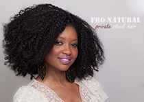 Mon coup de cœur pour Fro Natural by Private Stock Hair