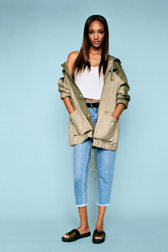 topshop spring summer  lookbook  e