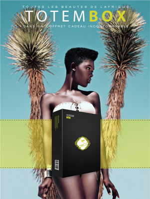 TOTEM lance la première Box dédiée à l'univers de la culture afro-caribéenne