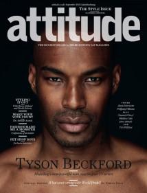 tyson beckford attitude magazine septembre