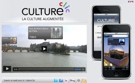 visiter paris appliations cultureclic