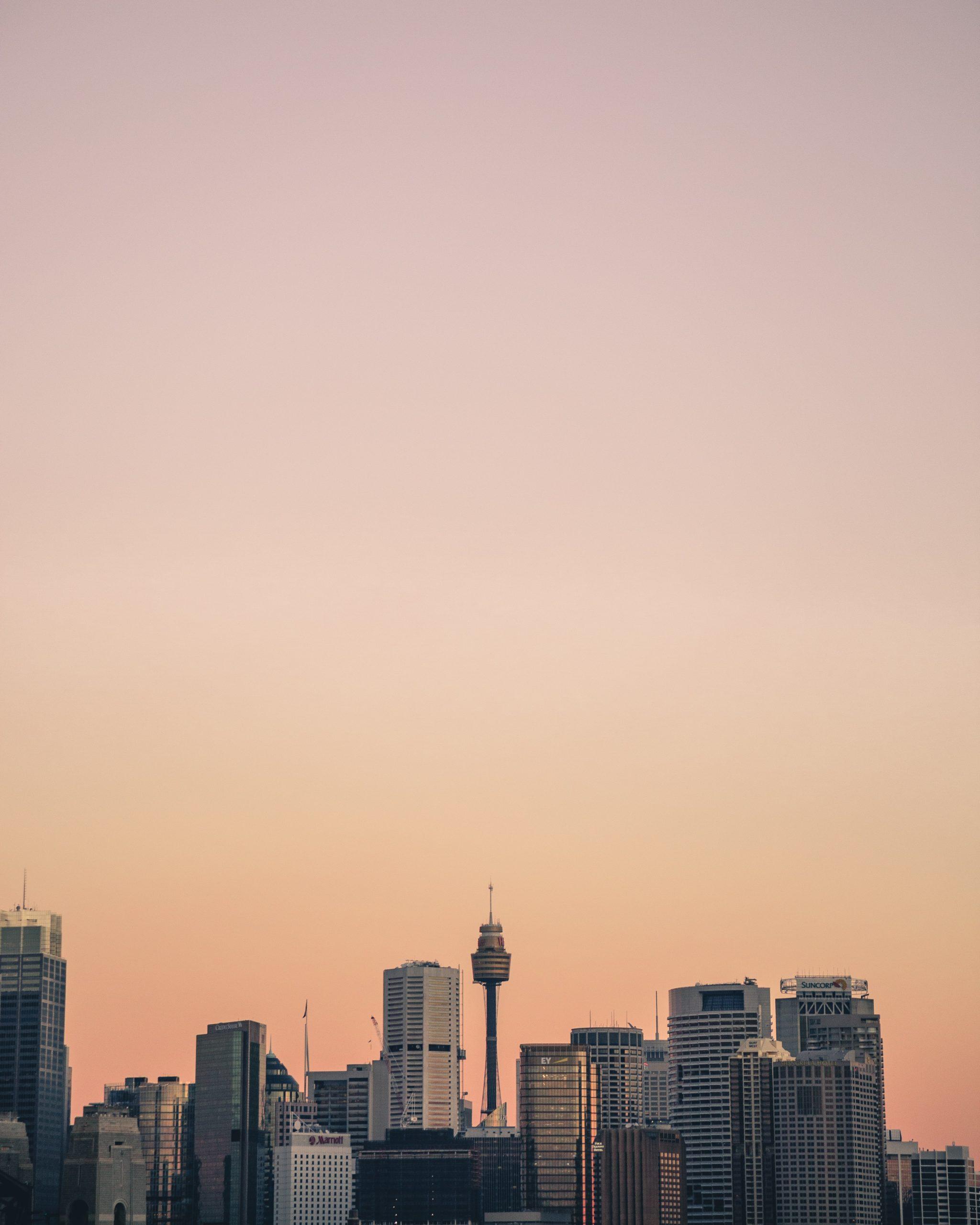voyage sidney australie e visa 01