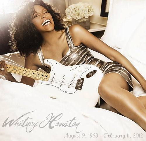 Sad News : Whitney Houston is gone…