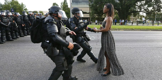 world press photo Iescha evans jonathan bachman reuters Une