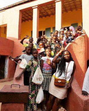 xaley les enfants davenira au senegal association education 07