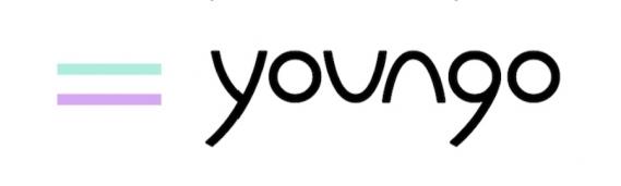 youngoparis vtc electrique chauffeur logo
