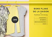 Bon plan shopping Timodelle : -20% chez ZALANDO
